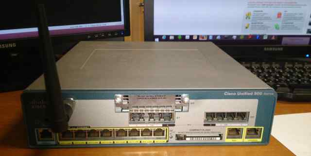 Cisco UC520W
