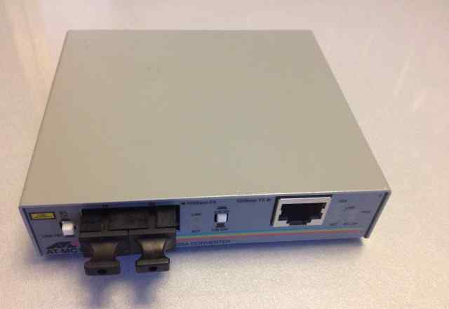 Медиаконвертеры Allied Telesis AT-MC102XL
