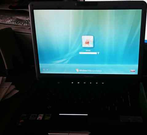 Ноутбук Toshiba Satellite A300D+ рюкзак Toshiba