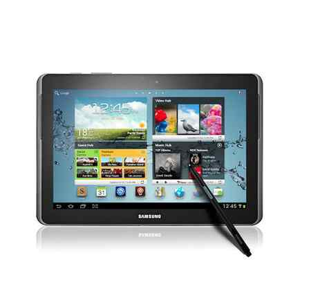 Планшет Samsung Galaxy Note 10.1 16Gb Wi-Fi + 3G