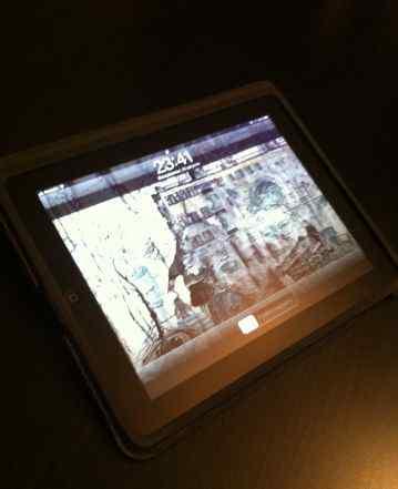 Первый iPad 3g 32gb
