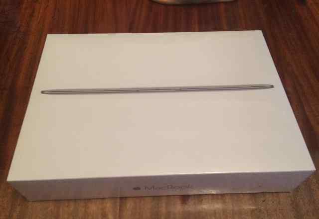 Apple MacBook 12 Retina Space Gray 512Gb новые