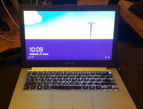 Asus Zenbook Core i7-3517U 4гб