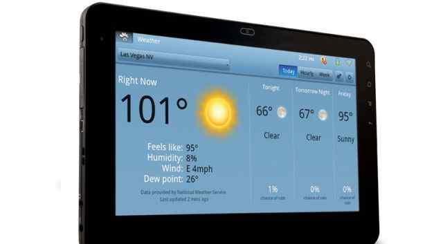 ViewSonic G-Tablet 16GB