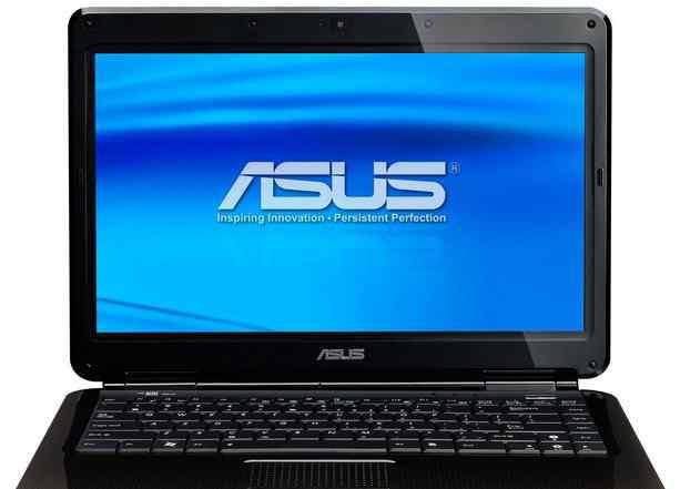 Отличный ноутбук asus K40