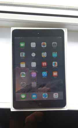 Планшет iPad mini wi-fi cellular 64gb black MD536E