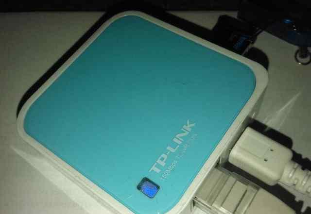 WiFi точка доступа с интегрированным TOR