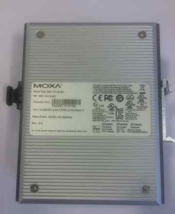 Медиаконвертер moxa IMC-101-S-SC
