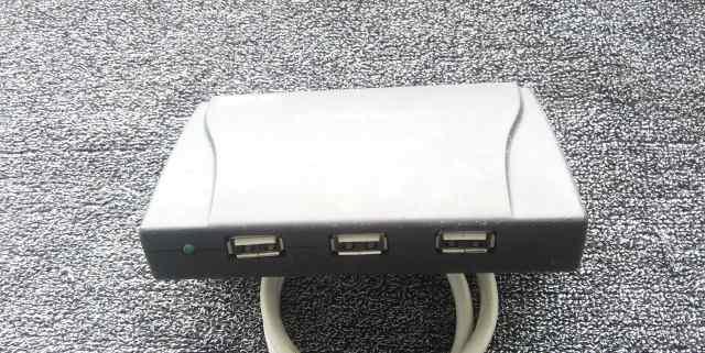 4-х портовый принт-сервер, usb 2.0-сервер