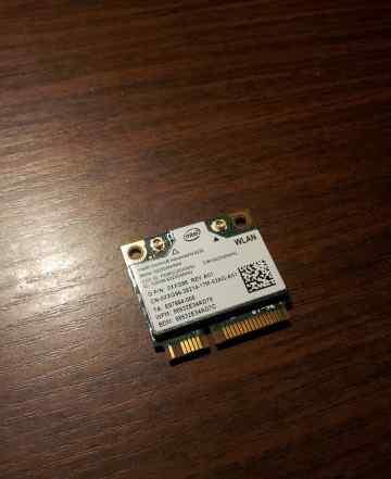 Intel Advanced-n 6230 Wi-Fi Адаптер