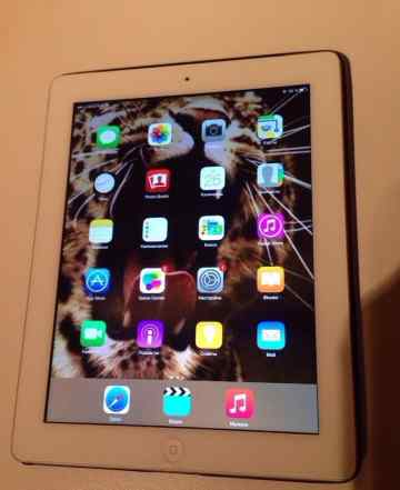 iPad 4 16GB retina + cellular