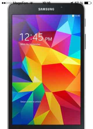 Samsung galaxy tab 4 7.0 8 gb 3G black