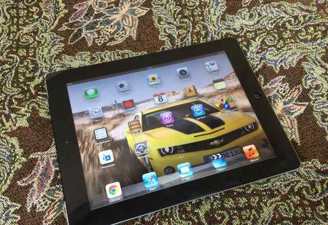 Apple iPad 3 32Gb wifi + 3G Black