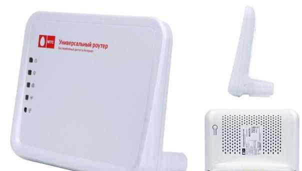 Роутер МТС -Sagem Fast 2804 v1
