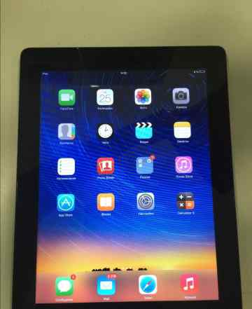 iPad 2 16gb wi-fi Ростест
