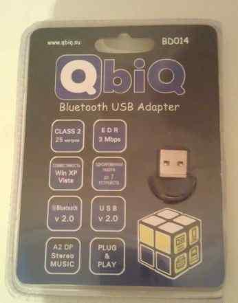 BlueTooth USB Adapter (блютуз)