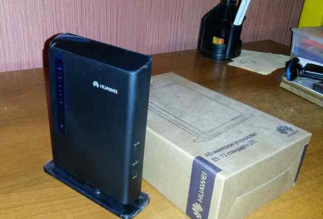 Huawei E5172 роутер LTE с внешней антенной