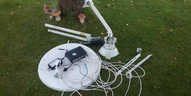 Оборуд. для двусторон. спутникового интернет KaSat