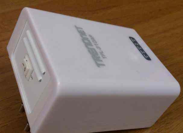 Trendnet TPL-310AP/EU (WiFi т. доступа+ PLC)