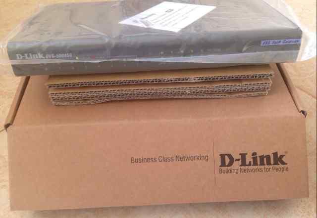 Голосовой шлюз D-Link DVG-5008SG