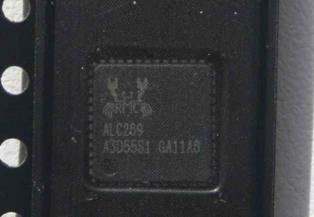 Звуковой чип Realtek ALC269 (QFN48)
