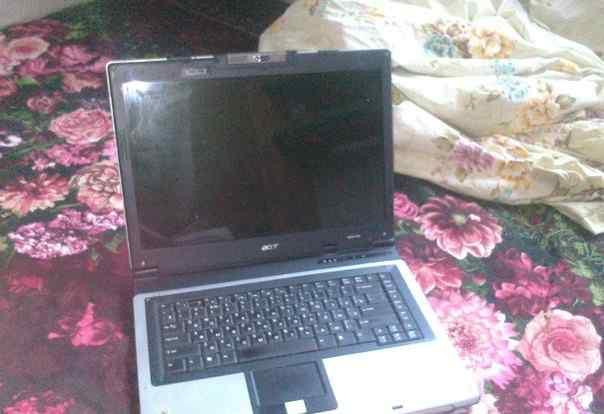 Ноутбук acer aspire 5600 на запчтасти