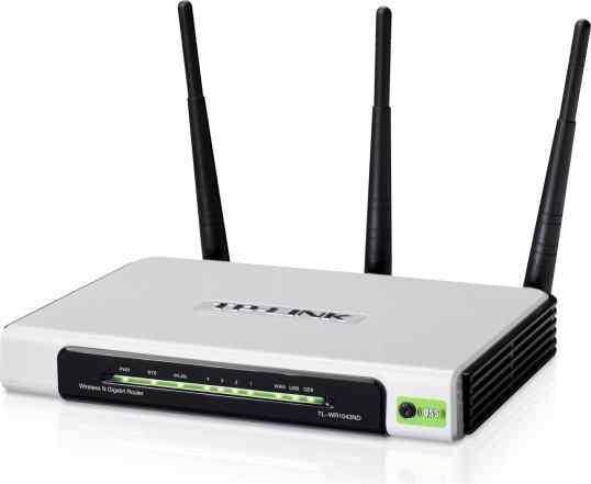 Wifi роутер TP-link tp-wr1043ND
