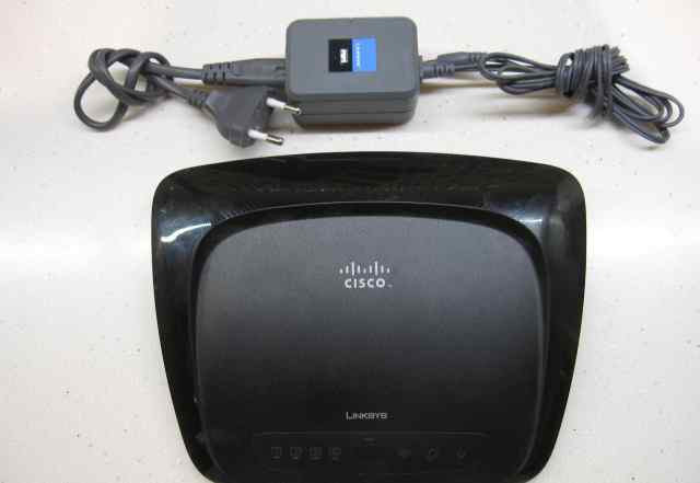 Роутер Linksys by Cisco WRT54G2 V1
