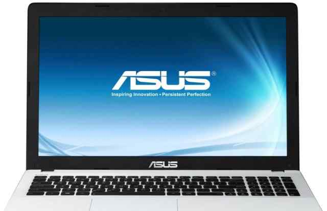 Мощный игровой ноутбук asus X551M