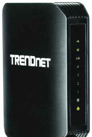 Роутер TrendNet TEW-811DRU, двухдиапазонный с AC