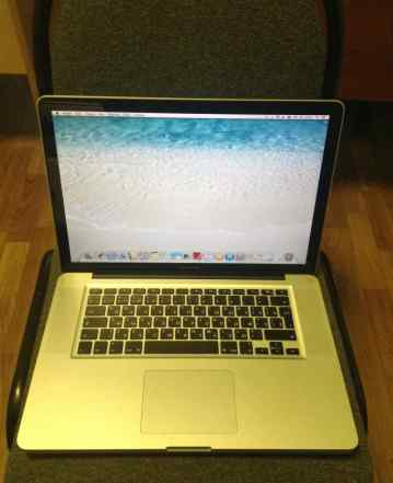 MacBook Pro 15 md103 mid 2012 Состояние супер