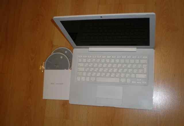 Ноутбук Apple Macbook в отл. сост., докум, в/камер
