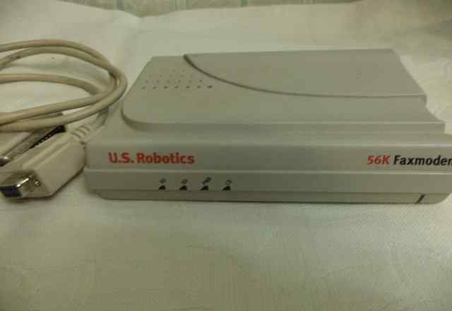 Faxmodem U. S. Robotics