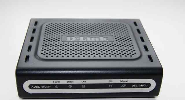 Adsl маршрутизатор D-Link DSL-2500U