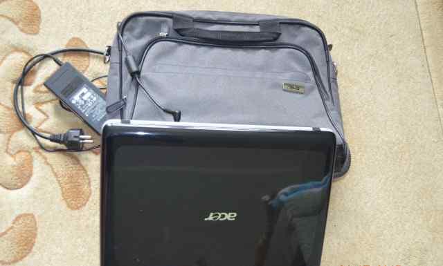 Ноутбук aser 5520