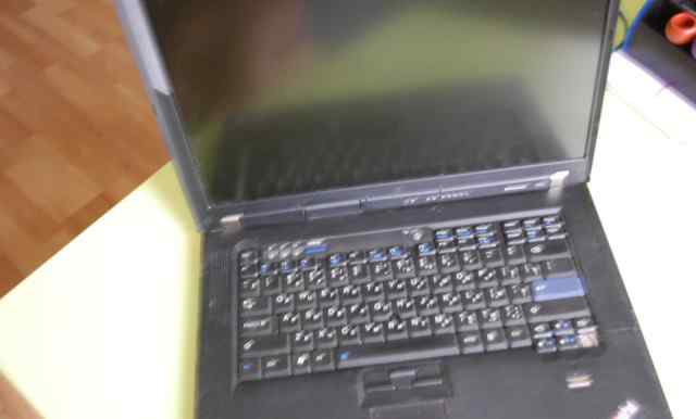 Ноутбук Lenovo r 61i на запчасти