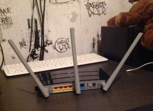 Wi-Fi точка доступа TP-link TL-WR1043ND