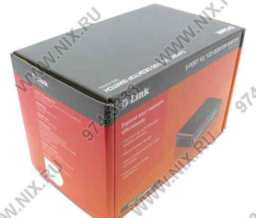 D-Link DES-1005A