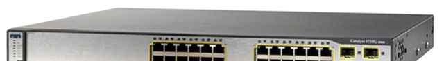 Маршрутизатор Cisco Catalyst 3750