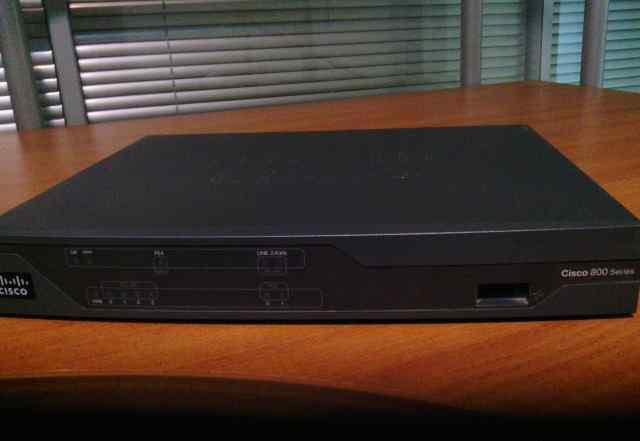 Cisco 881(маршрутизатор)