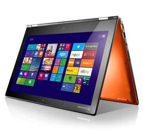 Ноутбук-трансформер Lenovo Yoga 2 pro 13