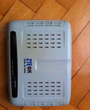 ZTE zxdsl 831CII - DSL модем