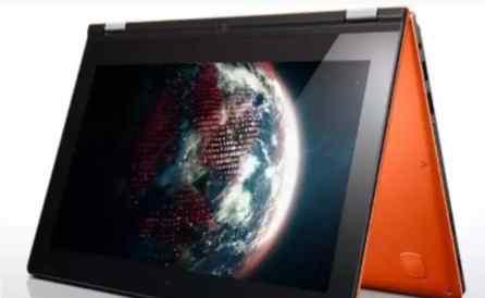 Lenovo yoga 11, оранжевый