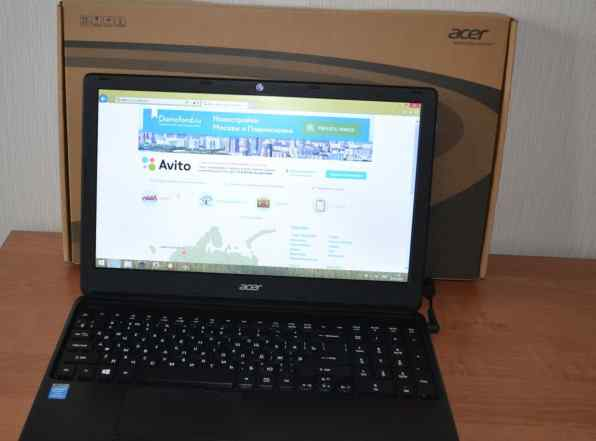 Новый Acer Aspire 35204G1TMn игровой ноутбук