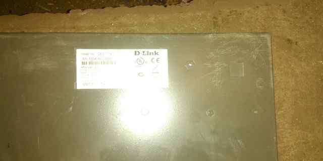 коммутаторы (свичи) D-link des 1016D 1024D