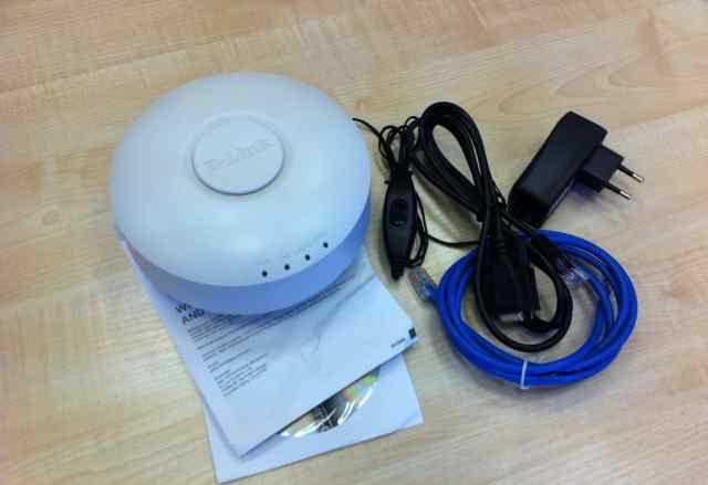 Точка доступа WiFi Dlink DWL-6600AP