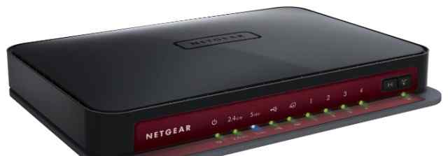 Маршрутизатор (роутер) Netgear wndr3800