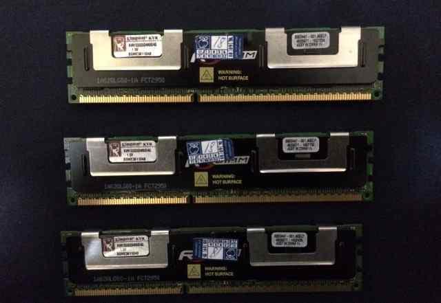 Планки серверной памяти kingstonkvr1333D3D4R9S 4Gb