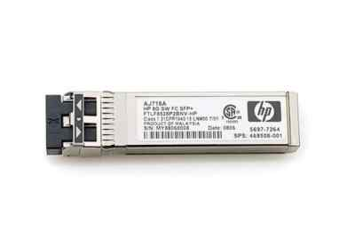 Трансивер HP 8Gb Short Wave FC SFP+ 1 Pack AJ718A