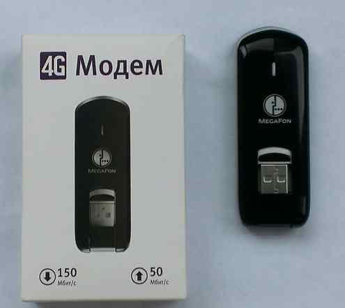 Новый модем 4G